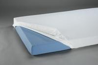 Spannbetttuch - Frottee, Standardqualität Suprima 70 x 140 x 15 cm (1 Stück), Detailansicht