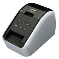 BROTHER Imprimante d'étiquettes QL-810W, 62mm, WIFI