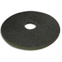 3M Lot de 5 Disques vert nettoyage courant Diamètre 432 mm pour Monobrosse 11105