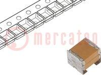 Condensator: keramisch; MLCC; 22uF; 50V; X7R; ±20%; SMD; 2220