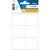 Vielzweck-Etiketten, zum Markieren, Adressieren, 36 x 40 mm, weiß, 42 Stück