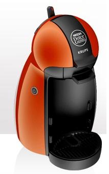 KRUPS KP1006 Coffee machine Krups KP1006 red