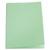 5 ETOILES Paquet de 250 sous-chemises papier recycl� 60 grammes coloris vert