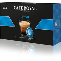 CAFE ROYAL OfficePads Lungo Nespresso Professional blau 50 Pads