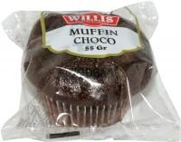 Willis Muffin Choco 55g einzeln verpackt Gebäck 30Stk