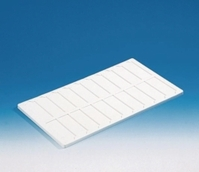 20slides Microscope slide container Dimensions 340 x 190 x 8 mm