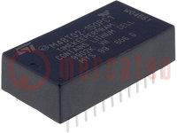 Circuito RTC; parallel; NV SRAM; PCDIP24; 4,75÷5,5V; 150ns; 16kbit