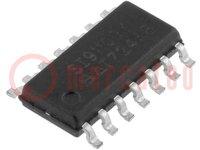 Optocsatoló; SMD; Csatorna:4; Kim: tranzisztor; Uszig:3,75kV
