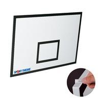 Basketball-Board aus MDF, 180x120 cm, 21 mm