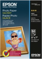 Epson Photo Papier Glans 13x18 cm 50 Vel 200 g