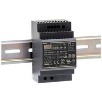 MEAN WELL HDR-60-15 adattatore e invertitore 60 W
