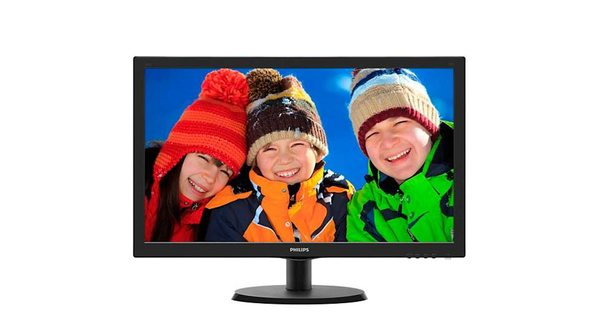 22 LED Philips 223V5LHSB-FHD,HDMI 223V5LHSB/00
