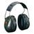 PELTOR Casque antibruit Optime II serre-t�te r�glable coloris vert H52001