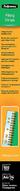 FILESTRIP FELLOWES A4 34-RINGS TRANSPARANT