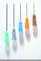 """Detailbild - Einmal-Kanülen, steril, 26G x 5/8"""", 0,45 x 16 mm, braun"""