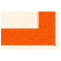 stoffähnlich Vlies Soft Selection PLUS Mitteldecke fuchsia 80 x 80 cm