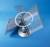 DURABLE Sichttafelsystem SHERPA® MOTION 10, graphit