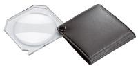 Normalansicht - Ecobra Einschlaglupe 45 mm Ø, Vergröß. 3 x