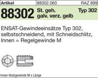 ENSAT-Gewindeeinsätze M8x15