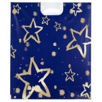 Artikeldetailsicht Sternenzauber blau-gold