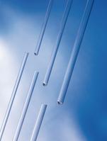 2.95mm EPR Sample tubes quartz glass Int. diam. 2.35 mm Wall thickness 0.3 mm Length 250 mm