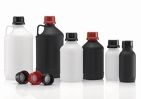 Chemikalienflasche engh. 1000 ml PE-HD natur