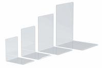 Bookends, Acrylic, 10x10x13 cm
