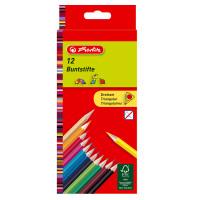 Farbstift, 2,5mm, 12 unterschiedliche Farben