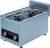 Detailabbildung - Snackline - 1A Gastro Gaskocher, 2-flammig
