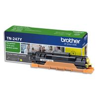 BROTHER Cartouche Jaune haute capacité TN247Y