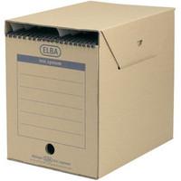 Archivbox TRIC MAXI, Wellp., A4, 23,6x33,3x30,8cm, naturbr
