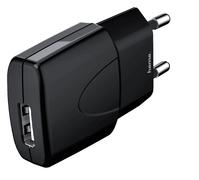 OPLADER HAMA PICCO USB 1A ZWART