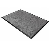 Doortex Schmutzfangmatte advantagemat® Innenbereich 120 x 90 cm (B x L) 100 % Polypropylen Material der Rückseite: Vinyl schwarz/weiß
