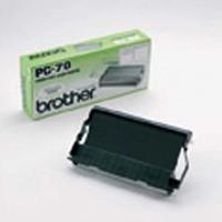 BROTHER Ruban transfert thermique pour fax T74-76 PC70 PC70