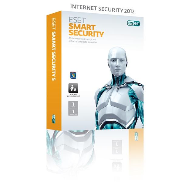 ESET Smart Security Home Edition -1 év/gép - ESMARTHE