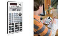 hp Calculatrice scientifique pour écoliers hp 10s (5490021)