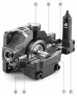 Bosch Rexroth 0513R15A7FPV17EM7FY7 Vane pump