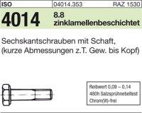 Sechskantschraube M20x170