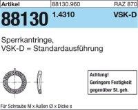 Sperrkantringe VSK-D 12x21x2,5