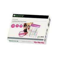 Lamináló fólia Leitz Standard A/7 125 mic. 100 lap/csomag 33805