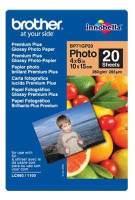 BP71GP20, 10 x 15 Premium Foto Papier, 260g/m², 10 x 15cm (20 Blatt) Bild1
