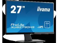 "ProLite XUB2790HS, 27"", BlackIPS Panel- LED, 5ms 24"""