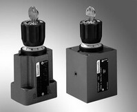 Bosch Rexroth 2FRM6B36-3X/3QRVSO29 Flow control valve
