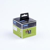 Thermoetikett für Etikettendrucker Versandetikett, 101 x 54 mm, weiß, 220 Stück