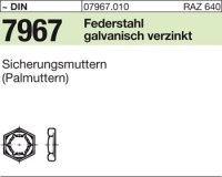DIN7967 - M6
