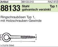 Ringschraubösen Typ 1 20x6(2,9/4)