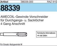 AMECOIL-Gew.-Vorbohrer M22