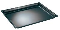 Produktbild - GN-Blech GNE 2/1-40 mit glattem Rand, granit-emailliert , 40mm Tiefe , 11 Liter