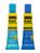 UHU PLUS SCHNELLFEST, 2-Komponenten-Epoxidharzkleber, ohne Lösungsmittel, 35 g