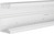Brüstungskanal-UT PVC, B130 BR 701301 cws